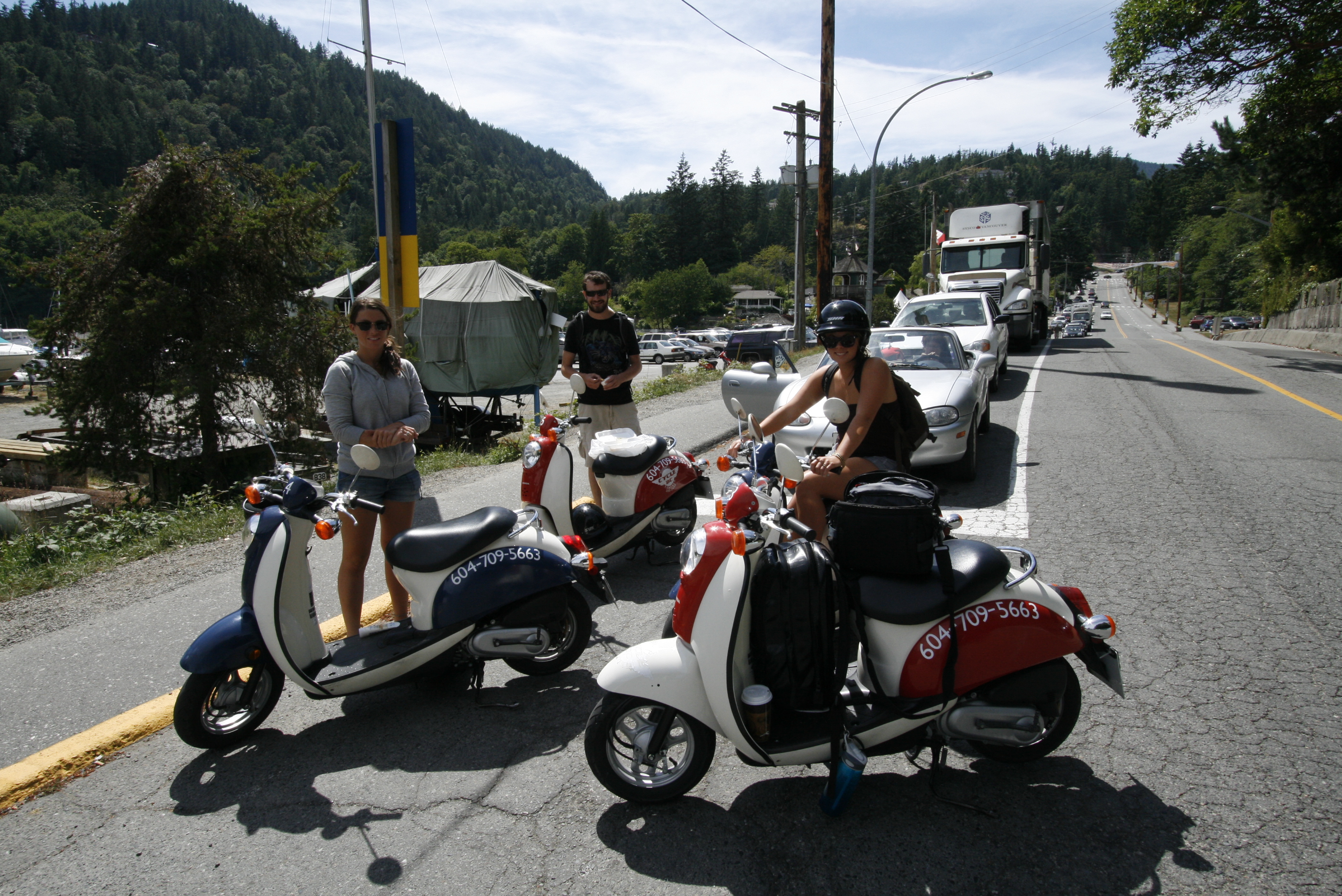 Cycle BC Scooters